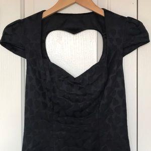 Guess heart dress